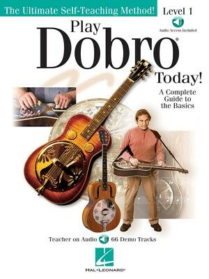 Play Dobro Guitar Today Book Includes Online Media Teach Yourself How To Play