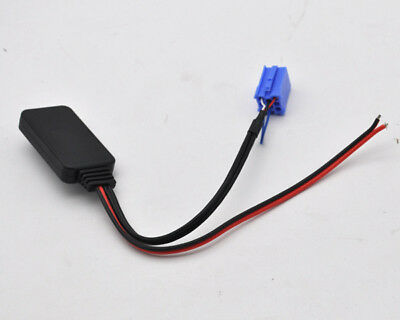 AUX IN Mini ISO Bluetooth Adapter Radio für Becker Blaupunkt VW Audi Seat Skoda