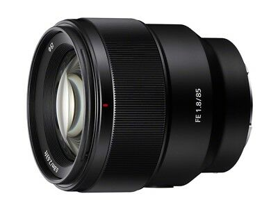 Sony FE 85mm f1.8 (SEL85F18.SYX) E-mount Vollformat 60,-€ Cashback
