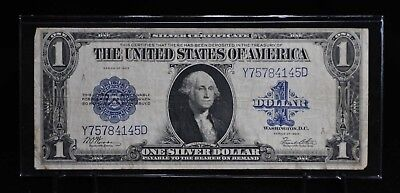 1923 US $1 Large Note Silver Certificate Woods/White [06DUD]