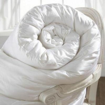 New Anti Allergy Goose Feather And Down Duvet Quilt, All Sizes All Togs Pillows