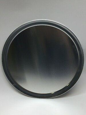 "Thunder Group 16"" Wide Rim Pizza Tray - Lot of 5 (Model ALPTWR016)"