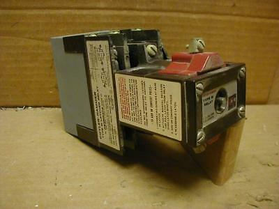 Cutler Hammer D23MR402 Type M Latched Relay, 120 Volt Coils