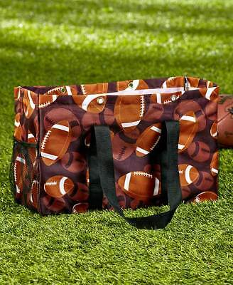 The Lakeside Collection Sport Multi Utility Tote - Football