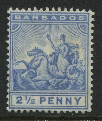 Barbados 1892 2 1/2d ultra mint o.g.