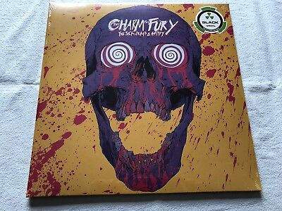 The Charm The Fury The sick dumb & happy LP Gatefold BLACK Vinyl (Carnifex Death