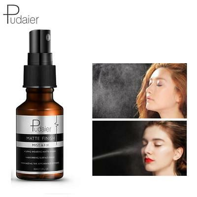 Makeup Spray 30ML Matte Finish Spray Oil-control Long Lasting Foundation Spray