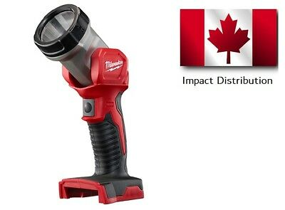 New Milwaukee M18 18 Volt Lithium Ion LED Work Flash Light Model 2735-20