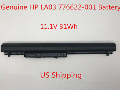 New Genuine LA03 LA03DF Battery for HP 14-Y 15-F Series HSTNN-DB6N 776622-001