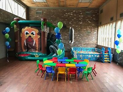Bounce around Inflatables & party hire