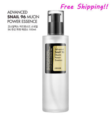 [COSRX] Advanced Snail 96 Mucin Power Essence 100ml - Korea Beauty Cosmetic