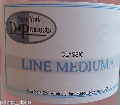 Line Medium - water based medium by New York Doll Products - 1oz/30ml