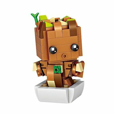 LOZ Brickheadz Groot Diamond Building Blocks iBlock Fun