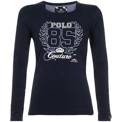 HV POLO T-Shirt Elsha Navy