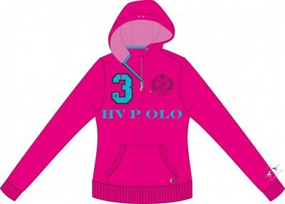 HV POLO Sweater Favouritas LTE LS Pink