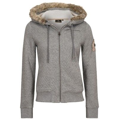 HV POLO Sweater Jaine Grey Melange