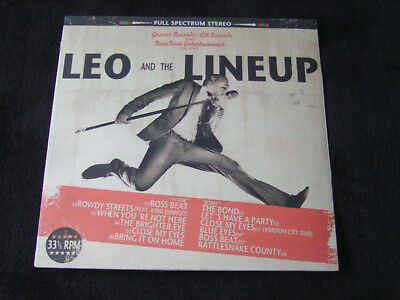 "Leo And The Lineup ""Same"" New Sealed"