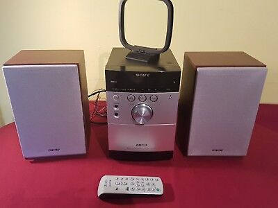 Sony CMT-EH15 micro hi-fi component music system
