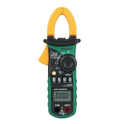 MASTECH MS2108A AC DC Current Clamp Meter Digital Multimeter G7Y5