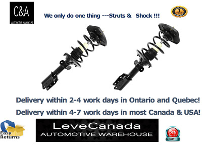 2001-2011  Chevrolet Impala Rear Quick Complete Strut & Coil Spring Assembly