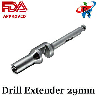 RS Dent Dental Implant Universal 29mm Irrigation Drill Extender Surgical Tool