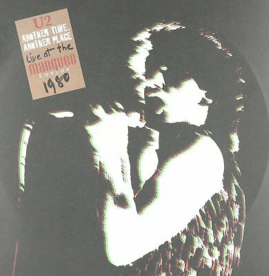 U2 – Another Time, Another Place: Live At The Marquee London 1980. NUEVO Y PREC