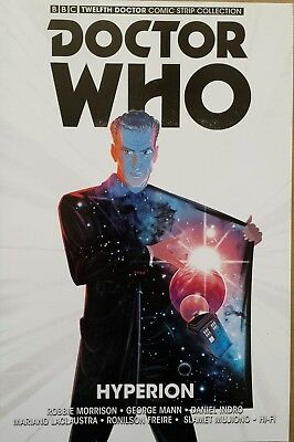 Doctor Who: The Twelfth Doctor - Hyperion (Paperback)