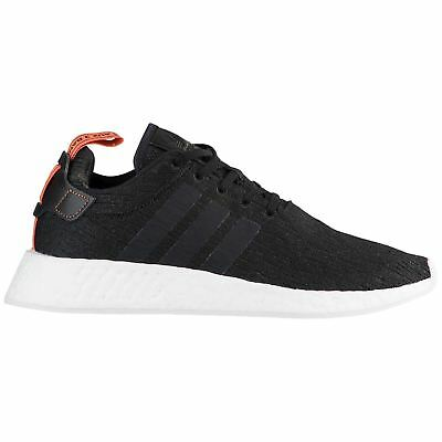 the latest fe03f b7bed MEN'S ADIDAS NMD R2 Casual Shoes Black / Future Harvest Sz 8 CG3384