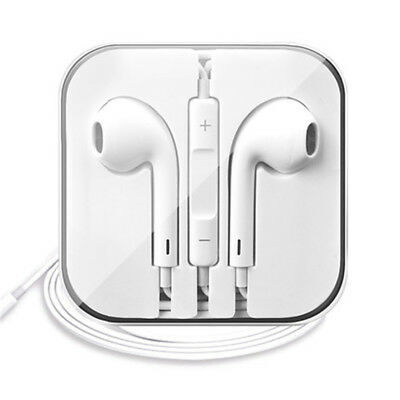 MD827LL/A For Earpods Earphones Remote & Mic for Apple iPhone 6 6+ 5 5S 4S HOT