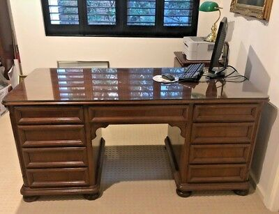 Antique style Study Desk (imported from Italy) Good Condition