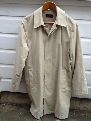 CECIL GEE RAINCOAT Mac Mint Condition Mod Skinhead Large Harry Palmer