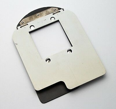 """Omega 6x6 Square Negative Carrier C760/C67-XL Enlargers 2 1/4"""" x 2 1/4"""" #423-222"""