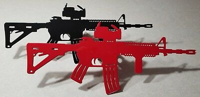 AR-15 Custom Hitch Plug for any REESE Style Receiver. Made In The USA