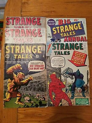 Strange Tales 5 comic collection