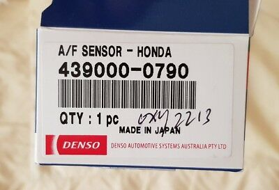 Genuine OEM Denso Pre-Cat Oxygen Lambda Sensor for K24A3 Honda Accord Euro CL9