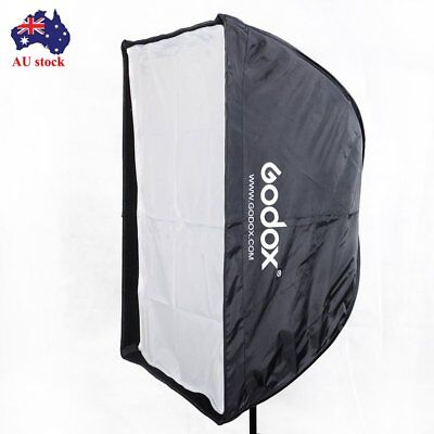 AU Godox 50*70cm Umbrella Reflector Photography Photo Studio Softbox Soft Box