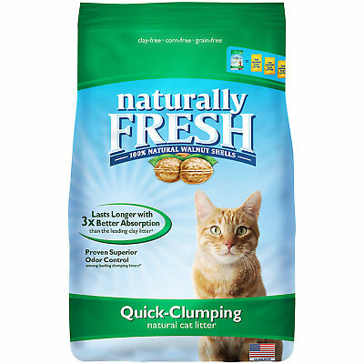 Eco-Shell Naturally Fresh Quick-Clumping Formula Cat Litter