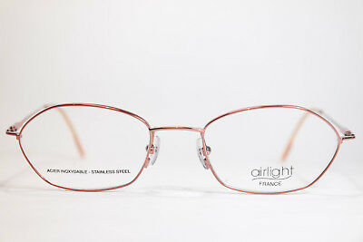 Airlight référence 908 col. 604 48 18 135 cuivre angulaire Monture lunettes  NEUF f1fe8c918138