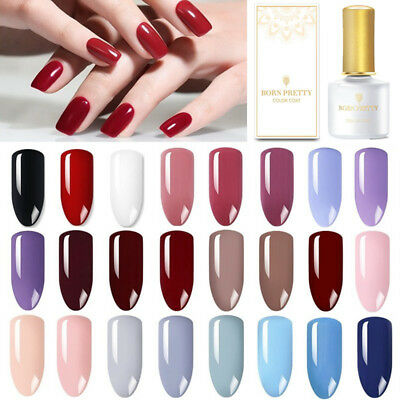 6ml Vernis à Ongles Nail Art Soak Off Semi-permanent UV Gel Polish BORN PRETTY
