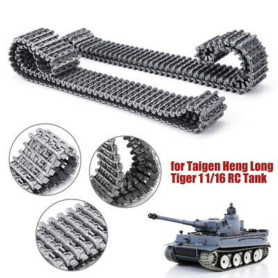 Taigen Metal Tracks for Heng Long Taigen Tiger 1 1:16 RC Tank Replacement