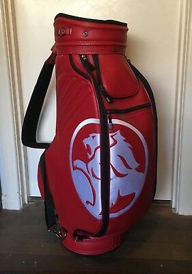 Holden Young Lions Limited Edition Staff Bag Tour Caddy Golf Bag Genuine NEW