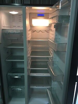 Westinghouse Side by Side Fridge and Freezer