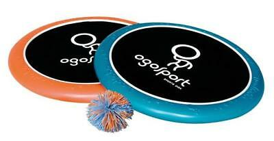 Ogo Sport Set, blau-orange, 2 Scheiben je 30,5 cm
