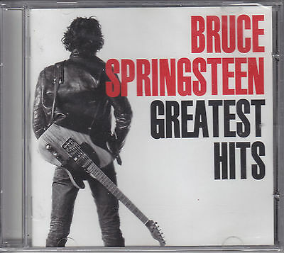 Bruce    Springsteen   -   Greatest   Hits   CD    ( New and  sealed )