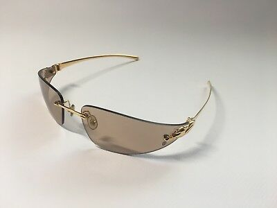 293a7ac67c CARTIER PANTHERE SUNGLASSES - barely used -  500.00
