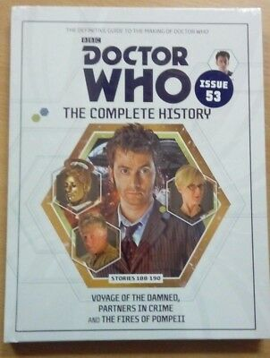 Doctor Who The Complete History Issue 53 Vol. 57 - Hardback - New/Sealed