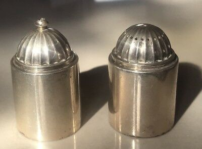 Georg Jensen Salt & Pepper Shakers No. 627