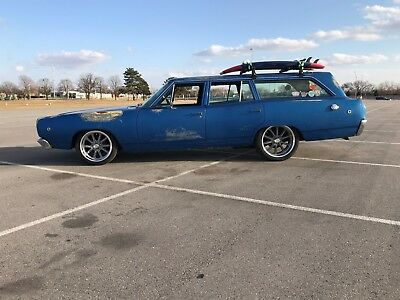 1968 Dodge Coronet  1968 Dodge Coronet Wagon 440  California Car Surfer Wagon NO RESERVE AWESOME