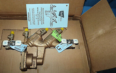 "1/2"" Apollo 4ALF-203-A2F Reduced Pressure Backflow Preventer RP4ALF ~NEW~"