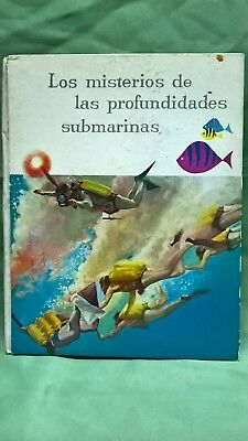 The mysteries of the underwater depths. Nestlé Los misterios de las profundidade